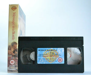 Message In A Bottle: Romantic Love Story - Kevin Costner/Robin Wright Penn - VHS