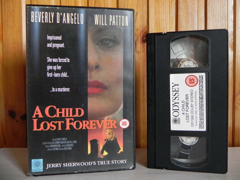 Beverly, Box, Child, Deleted Title, Drama, Forever, Large, Lost, Odyssey, Pal, VHS