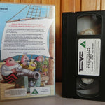 Captain Pugwash - Tempo Video - Fun For Children Aged 3 To 9 Years - Pal VHS