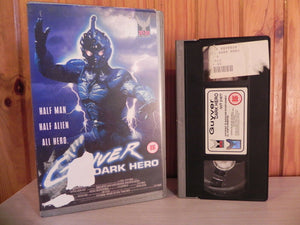 Guyver: Dark Hero (1994); Conspiracy Sci-Fi - 20/20 Large Box [Rental] Pal VHS