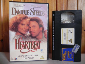 Danielle Steel's - Heartbeat - A One In A Million Love Story - Pal VHS
