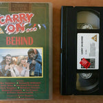 Carry, Carry On, Comedy, Elke, Kenneth, On, Pal, Sommer, VHS, Williams