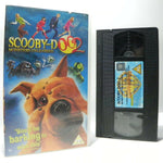Scooby-Doo 2: Monsters Unleashed - Movie Adapation - F.Prinze J./S.Green - VHS