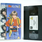 Home Alone 3 (1997): Family Comedy - A Boy In Big Trouble - Children's - Pal VHS