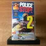 Police Stop 2 (UK Original); [Inspector D. Rowland] Graham Cole - TV Show - VHS