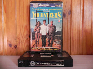 Volunteers - Candy - Hanks - Big Box Comedy - Cannon Pre-Cert - Pal Video - VHS