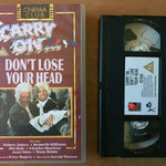 Carry On...Don't Lose Your Head; [Gerald Thomas] Comedy - Sidney James - VHS