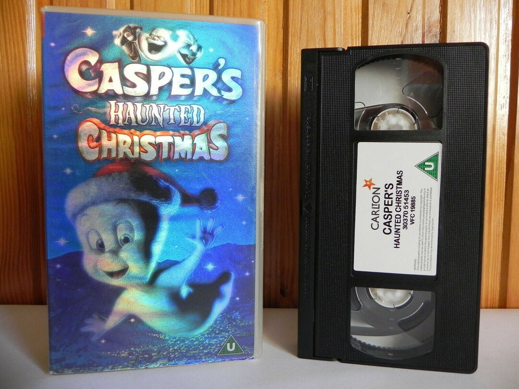 Casper's Haunted Christmas: Festive Special (2000) - Children's Animation - VHS