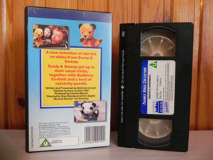 Sooty And Superdog: (1986) All Blocked Up/The Dancer - M.Corbett - Childrens Vhs