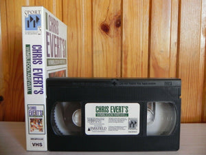 Chris Evert's - Wimbledon Farewell - Interviews With The Player Herself - VHS