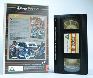 Hero In The Family: Disney Sci-Fi Thriller - Dangerous Space Mission - Pal VHS