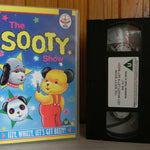 The Sooty Show: Izzy, Whizzy, Let's Get Bizzy - Action Video - Children's - VHS