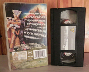 Power Rangers Time Force: Dawn Of Destiny - Children's TV Series - Pal VHS