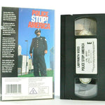 Police Stop! America: Reality Video - Drug Busts - Gangwars - Car Pursuits - VHS