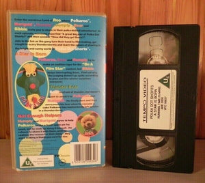 Polka Dot Shorts: A Star Is Born - BBC Children's Series - Educational - Pal VHS