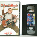 School Of Rock - Rock And Roll Comedy (2003) - Jack Black/Joan Cusack - Pal VHS