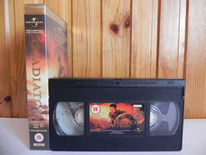 Drama, Gladiator, Pal, Russell Crowe, VHS, War, Widescreen
