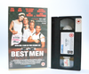 Best Men: Action Comedy (1997) - Large Box - Dean Cain/Drew Barrymore - Pal VHS