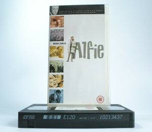 15, 1999, Alfie, Comedy, Digitally, Drama, Foster, Lewis Gilbert, Michael, Millicent Martin, PAL, Remastered, VHS