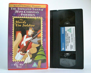 The Hardy Tin Soldier:T By H.C.Andersen Fairy Tale - Animated - Children's - VHS