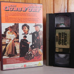 The Guns And The Fury - Graves - Guild - 1900's Western Drama - Pre-Cert - VHS