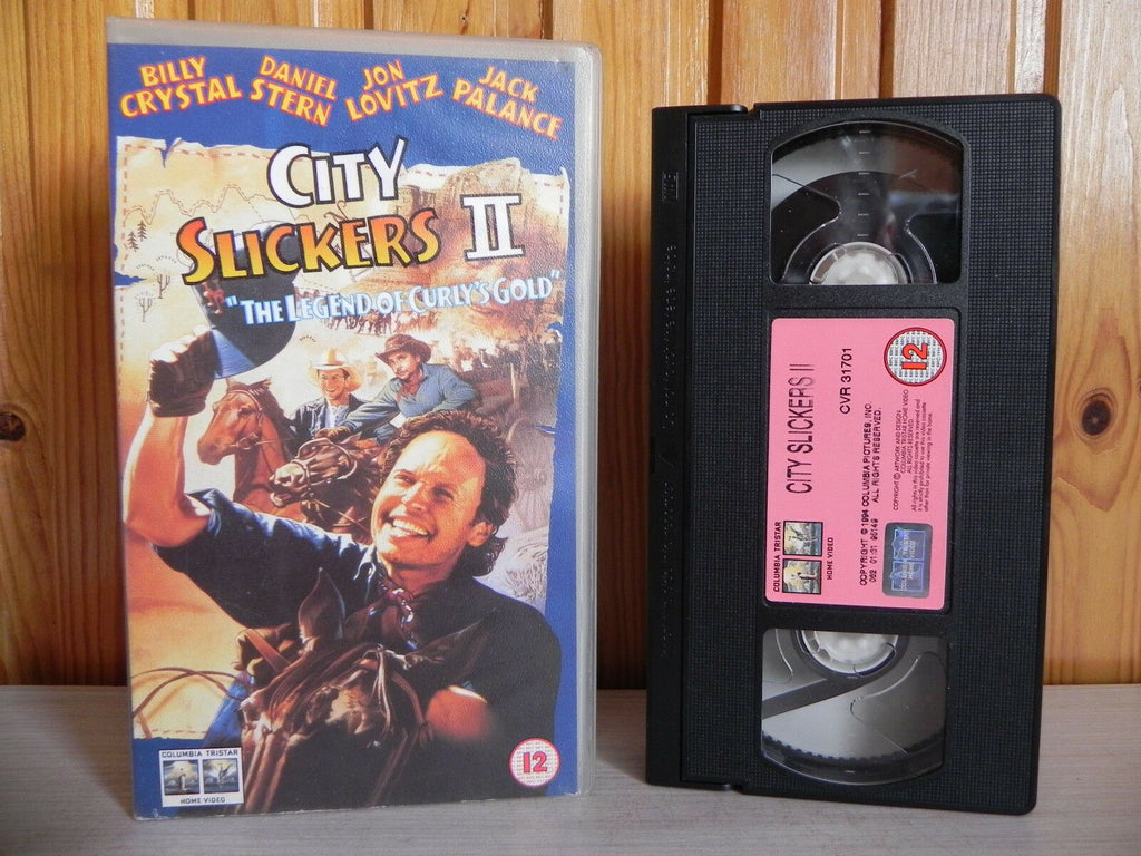 City Slickers 2 - The Legend Of Curly's Gold - Western/Comedy - Pal VHS