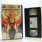 Terminal Force: Film By W.Mesa - Sci-Fi - Brigitte Nielse - Richard Moll - VHS