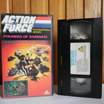 Action, ActionForce, Adventure, Animated, Children's & Family, Darkness, Educational, Kids, Of, PAL, Pyramids, Ron Friedman, U, United Kingdom, VHS