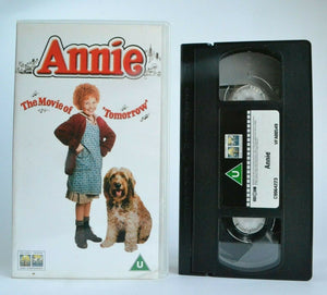 Annie (1982): Based On Broadway Play - Musical Comedy Drama - Children's - VHS