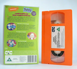 Rugrats: A Baby's Gotta Do What Baby's Gotta Do - Animated - Children's - VHS