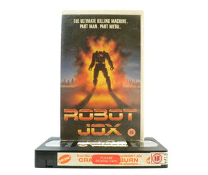 Robot Jox:  Sci-Fi Action [Large Box] Rental - Nuclear Holocaust - Gary Graham - Pal VHS