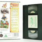 The Story Of Gulliver's Travels: Animated Film Classic - Children's - Pal VHS