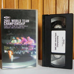 DMC 2001 World Team Championship - 22nd September - Live - London Apollo - VHS