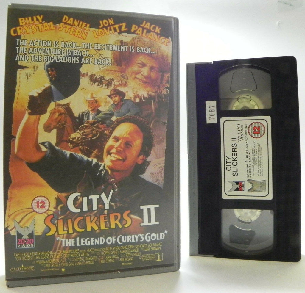 Box, City, Comedy, Gold, Large, Legend, Of, PAL, Slickers, The, VHS