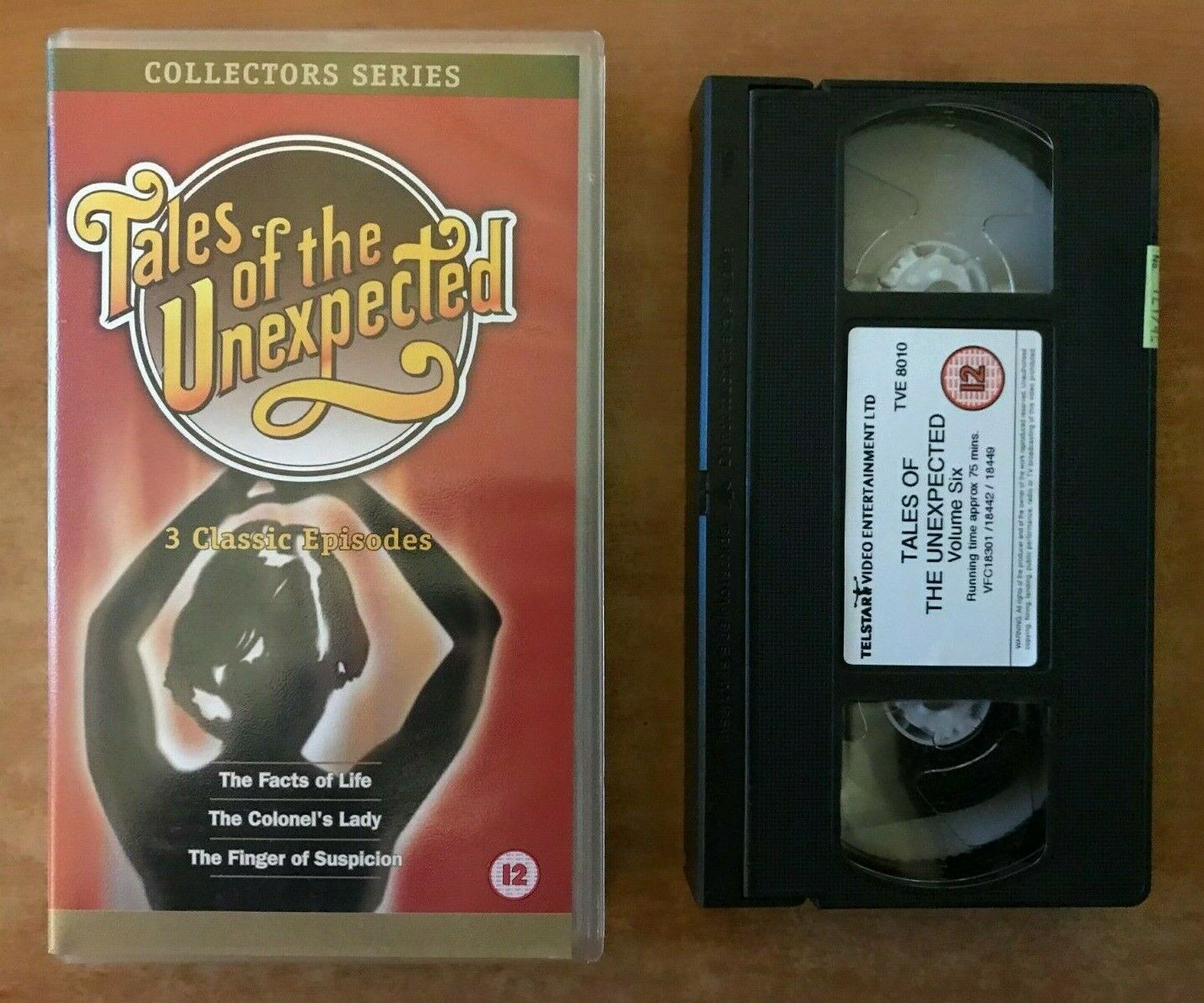 Tales Of The Unexpected (Vol. 6): The Facts Of Life - Jim Broadbent - Pal VHS