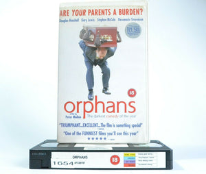 Orphans (1998): Scottish Black Comedy - Large Box - Douglas Henshall - Pal VHS