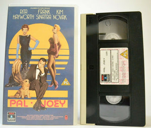 Pal Joey (1957); [Technicolor] Musical Comedy [Rita Hayworth/Frank Sinatra] VHS