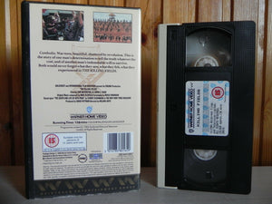 The Killing Fields - Warner Home Video - War - Drama - Sam Waterson - Pal VHS
