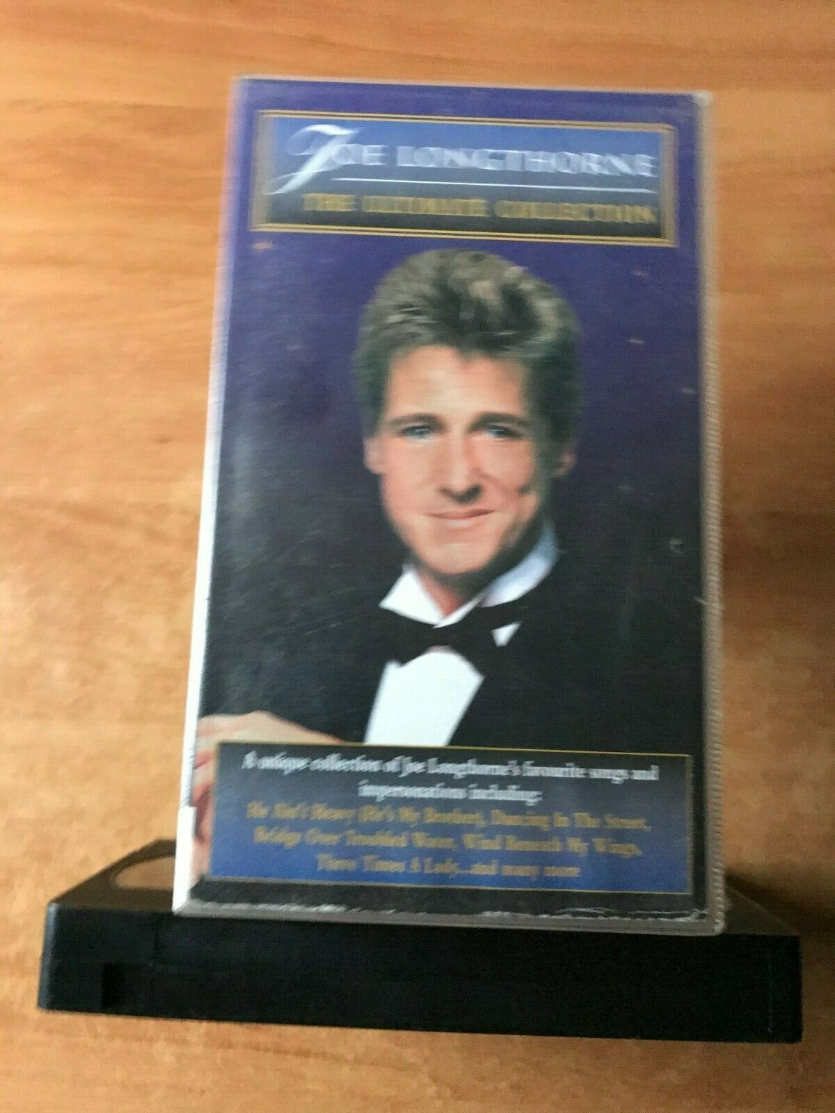 Joe Longthorne: The Ultimate Collection - Favourite Songs - Music - Pal VHS