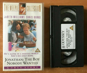 Boy, Burke, Chris, Drama, Jonathan, Nobody, Pal, The, VHS