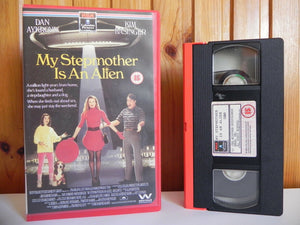 My Stepmother Is An Alien: Large BoX - Columbia - Comedy - Ex-Rental - Pal VHS