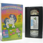 My Little Pony - Carton Box - Animated - Two Stories - Children's - Pal VHS