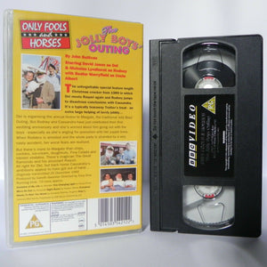 Only Fools And Horses: The Jolly Boys' Outing - BBC - Classic TV Show - Pal VHS