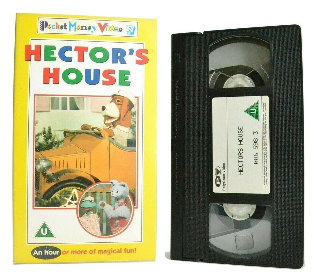 Hector's House: (1965) Europe 1 - Classic Children's Series - Educational - VHS