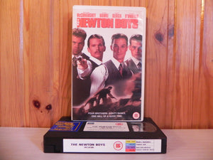 The Newton Boys - 4 Brothers 80 Banks - Fox Pathe - Big Box - Ex-Rental - VHS