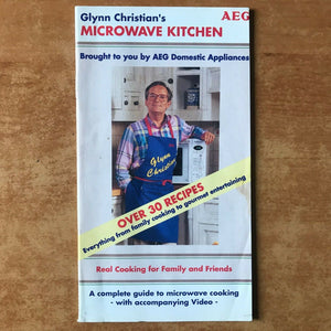 Microwave Kitchen [Glynn Christian]: AEG Domestic Appliances (Time: 68mins) VHS