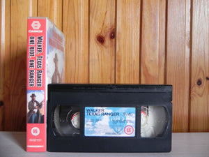 Walker Texas Ranger - Original Chuck Norris - Urban Warfare - Action - Pal VHS