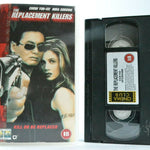 The Replacement Killers: Anti Hero Action - Chow Yun-Fat / Mira Sorvino - VHS
