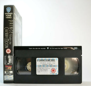 Prince Under The Cherry Moon: Prince Rogers Nelson - Directorial Debut - Pal VHS