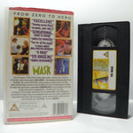 The Mask: Smokin' Comedy - Classic - From Zero To Hero - J.Carrey/C.Diaz - VHS